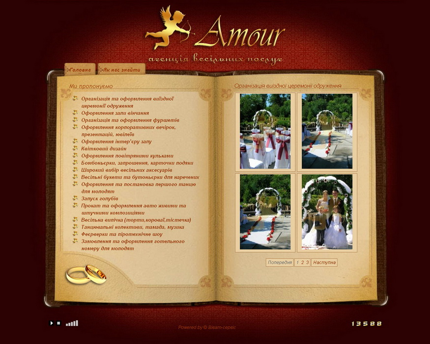 "Wedding Agency ""Amur"""