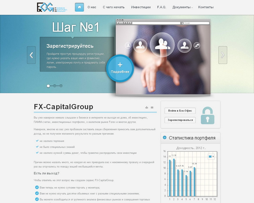 Forex Capital Group